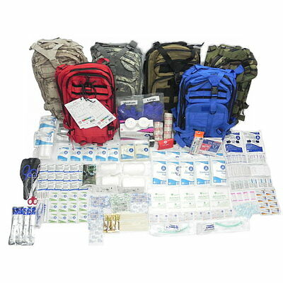 $186.99 • Buy ClaryMed Level 3 First Aid Kit, Military, Survivor And Civilian Medical Kit#7823