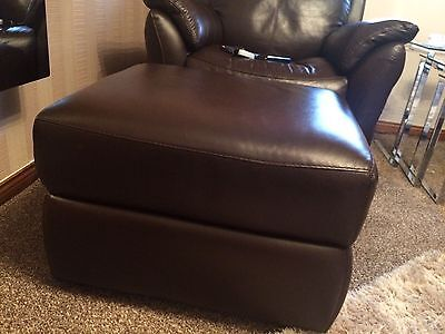 £1400 • Buy 3 Seater Couch Chair And Foot Stool