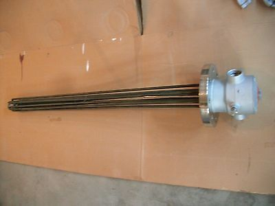 3 phase heating element