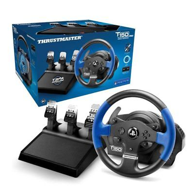 AU373.95 • Buy Thrustmaster T150 Pro Force Feedback Wheel For PS5/PS4/PS3 & PC NEW