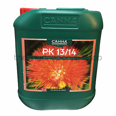 Canna PK13/14 5L Flower Booster Enhancer And Weight Gainer • 49.95£