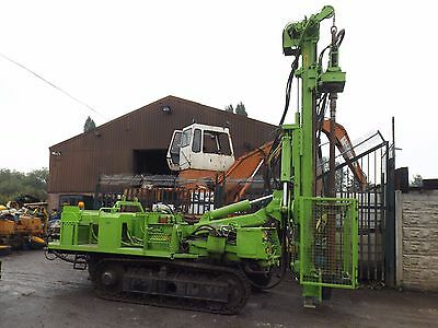 Atlas Copco Mustang Drilling/piling Rig Price Includes VAT Will Hire Out • 106,000£