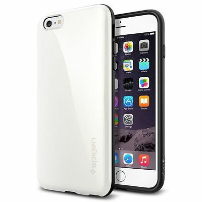 AU39.95 • Buy Spigen Capella Case - To Suit IPhone 6 Plus - Shimmery White