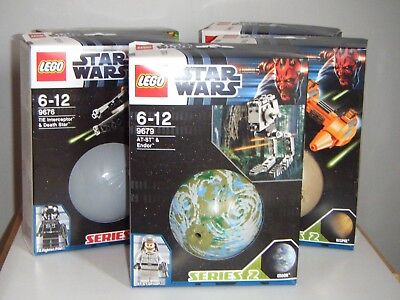 LEGO Star Wars Planets: 9678 Bespin • 14.99£
