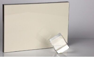 £3.50 • Buy 3d Ecru Gloss Replacement Acrylic Kitchen Doors Drawers Fronts