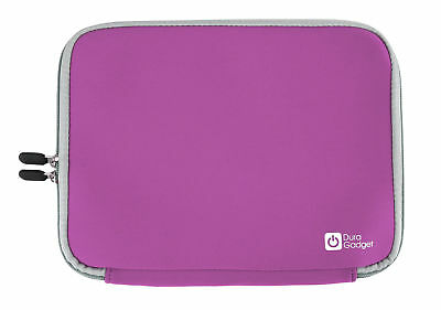 Purple Case With Zip For Use With VTech Glamour Girl XL Laptop 80-117964-004 • 12.49£