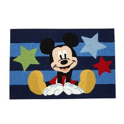 Disney Mickey Mouse Rug 20 X 30 - Descontinued Item • 54.99$