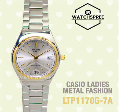 $ CDN44.79 • Buy Casio Women's Classic Series Watch LTP1170G-7A