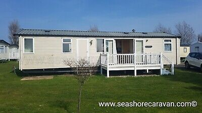 Static Caravan To Rent On Haven Seashore In Great Yarmouth • 950£