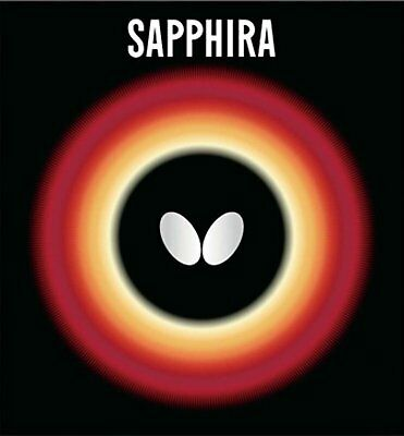 AU47 • Buy Butterfly Sapphira Table Tennis Rubber