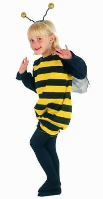 Girls Boys Toddler Queen Bumble Bee Book Week Costume   2 - 4 Years Insect Bug • 2.99£