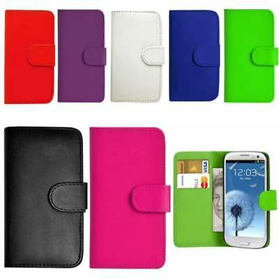 AU8.88 • Buy Sony Xperia XZ F8331 / XZs Wallet Leather Book Cardholder Case Cover  8 COLORS