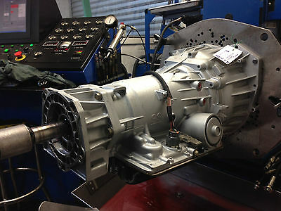 AU2695.95 • Buy Holden Rodeo 4WD 4L60E 4 Speed Reconditioned Automatic Transmission