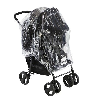 Raincover Storm Cover Compatible With Graco Quattro Tour Travel System • 11.49£