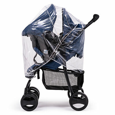 Raincover Storm Cover Compatible With Graco Travel System • 11.49£