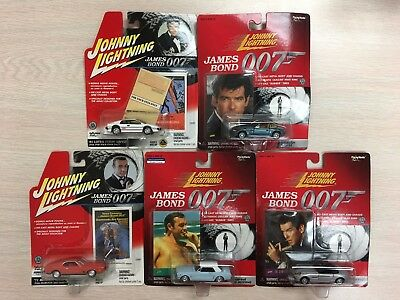 $ CDN66.01 • Buy James Bond Lot 007 71 Mustang Mach 1 BMW Z8 Z3 Lotus Turbo Esprit Thunderbolt