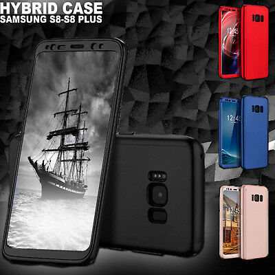 AU4.47 • Buy For Samsung GALAXY S8 S8 Plus Hybrid Rugged Shockproof Protective Case Cover