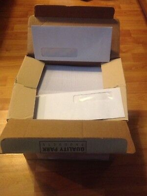 AU64.13 • Buy 900+/- #10 Park Preserve Window Envelopes 90120B (4 1/8 X 9 1/2)