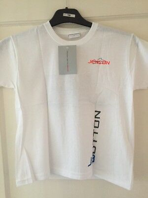 £9.99 • Buy Jenson Button Child's T-shirt Size Small 3-6 Years Brand New McLaren Mercedes