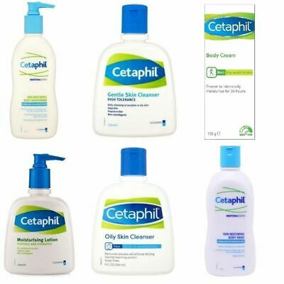 Cetaphil | Moisturising Lotion Face & Body Oily Gentle Skin Cleanser | • 9.94£