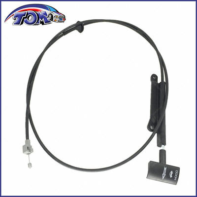 $11.35 • Buy Brand Nwe Hood Release Latch Cable And Handle For Ford Mustang 1994-2004