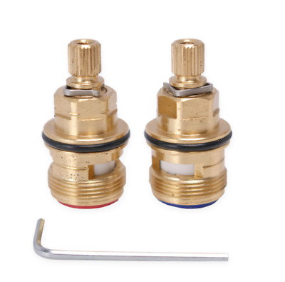 Franke Ascona Replacement 3308R Valves Cartridge Spares Pair • 12.10£