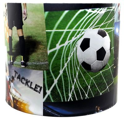 £25.99 • Buy Football Lampshade Ceiling Pendant Light Shade Kids Boys Bedroom Accessories
