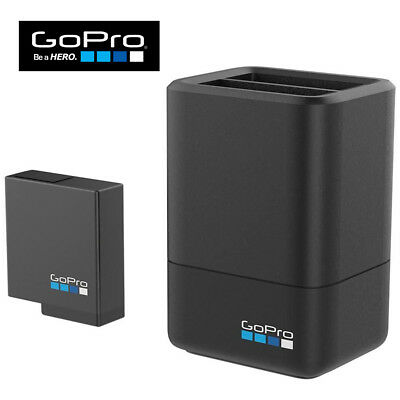 $ CDN93.96 • Buy GoPro Dual Battery Charger + Battery HERO 5 & HERO 6 Black Supercharger