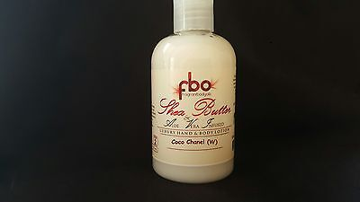 Coco Chanel Type 4oz Shea Butter Hand Lotion Women Perfume Fragrance Oil • 15.99$