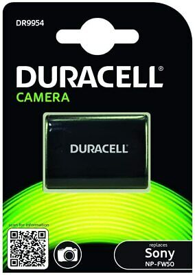 £24.99 • Buy Duracell Replacement Digital Camera Battery 7.4V 1030mAh For Sony NP-FW50