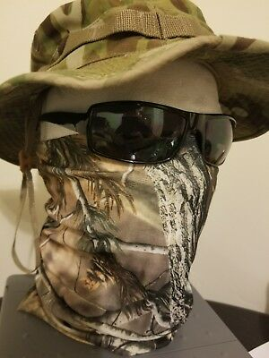 $6.39 • Buy Realtree Face Mask Tactical Military Army Camo Camouflage HUNTING Balaclava
