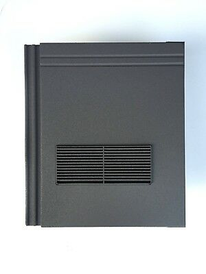 Roof Tile Vent To Fit Redland Stonewold II Mk2 | Grey Granular | 10 Colours • 49.99£