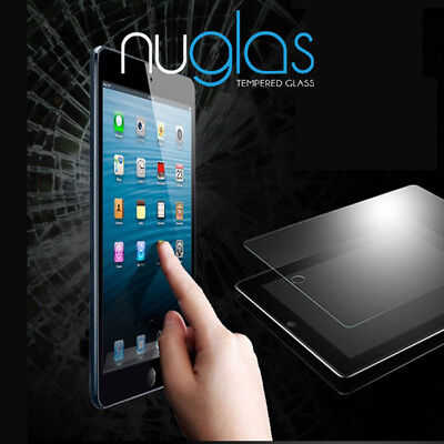 AU12.45 • Buy Nuglas Tempered Glass Screen Protector For IPad 8th 7th 6th 5th/Pro 9.7/ Air 1/2