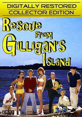 £10.88 • Buy Rescue From Gilligan's Island Movie DVD