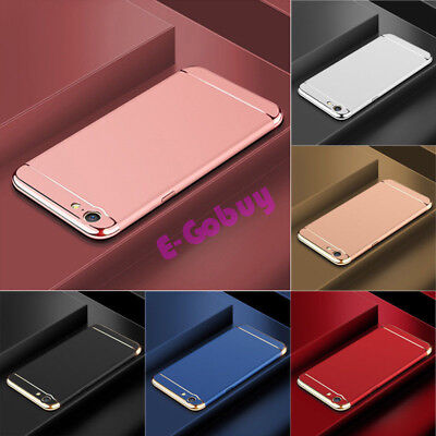 AU7.83 • Buy For OPPO A57 F1S/A59 F3/A77 Luxury Shockproof Electroplate Hard Back Case Cover