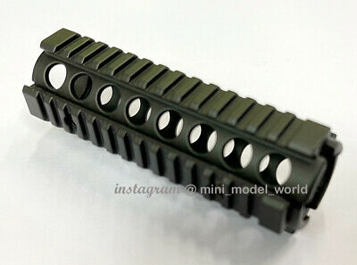 $16 • Buy M4A1 RIS Rail In Black For Mini Model 1:2.05 Scale (For Display Only)