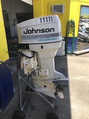 AU4500 • Buy 90hp Johnson Outboard Motor S2117