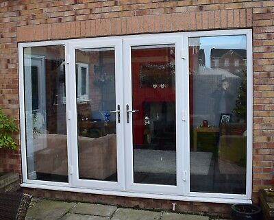 UPVC French Doors / Patio / White / Back / Nationwide Delivery • 570£