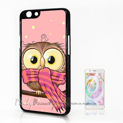 AU9.99 • Buy ( For Oppo A57 ) Back Case Cover P11470 Cute Owl