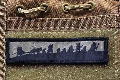 $7.99 • Buy 1x4 Lord Of The Rings Morale Patch Tactical Military Army Badge Hook Flag