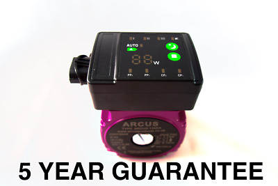 A Rated Central Heating Pump Replaces Grundfos/myson/wilo - 5 Year Guarantee • 64£