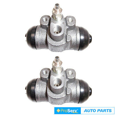 AU103.40 • Buy 2 Rear Wheel Brake Cylinders For Suzuki Vitara SE416 1.6L 4WD Soft Top 1988-1994