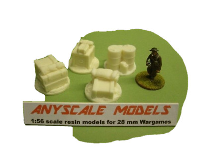 £3.25 • Buy Wargames Scenery. 4 Jump Off Or Objective Markers 1/56 Scale For 28mm (822)