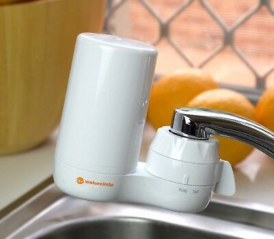 AU26 • Buy Watercircle Faucet, On Tap Two Stages Water Filter 0.5 Micron Washable Ceramic