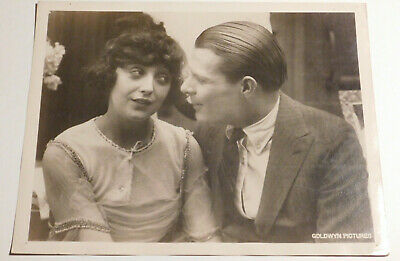 $85 • Buy MABEL NORMAND Rare 1918 PECK'S BAD GIRL Earle Foxe Silent Film MOVIE LOBBY CARD