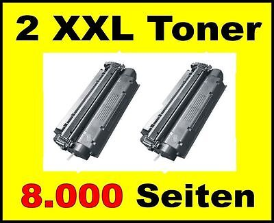 2 X Toner For HP Laserjet 4L 4P 4ML 4MP Compatible With 92274A 74A XXL Cartridge • 57.01£