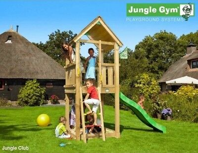 £5.95 • Buy Jungle Gym Club Climbing Frame - Build Your Own Plans