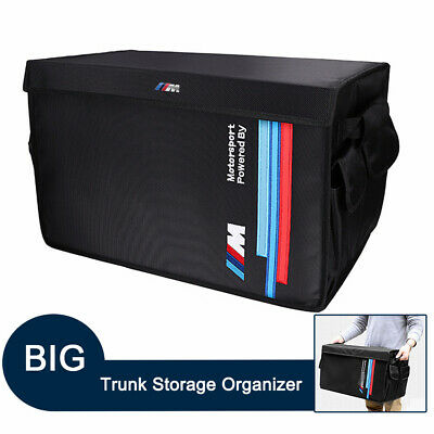 $49.99 • Buy For BMW M Sport Foldable Cargo Trunk Storage Collapsible Organizers Accessories