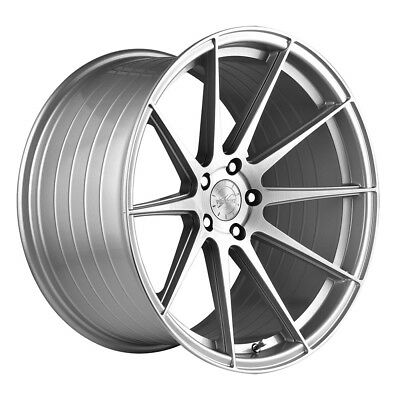 $ CDN1712.75 • Buy 19  Vertini Rf1.3 Silver Forged Concave Wheels Rims Fits Acura Tl