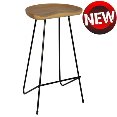 AU188 • Buy 2x Tessa Bar Stool - Classic Tractor-Style Seat